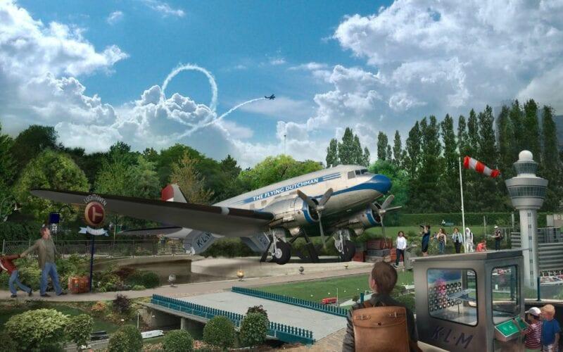 Madurodam - Attractie The Flying Dutchman (1)