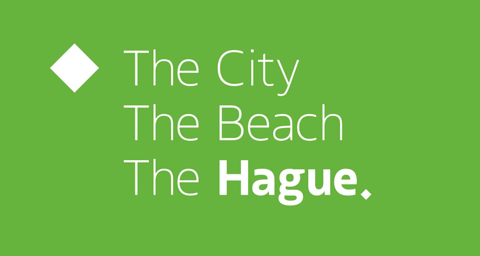 The Hague Marketing logo