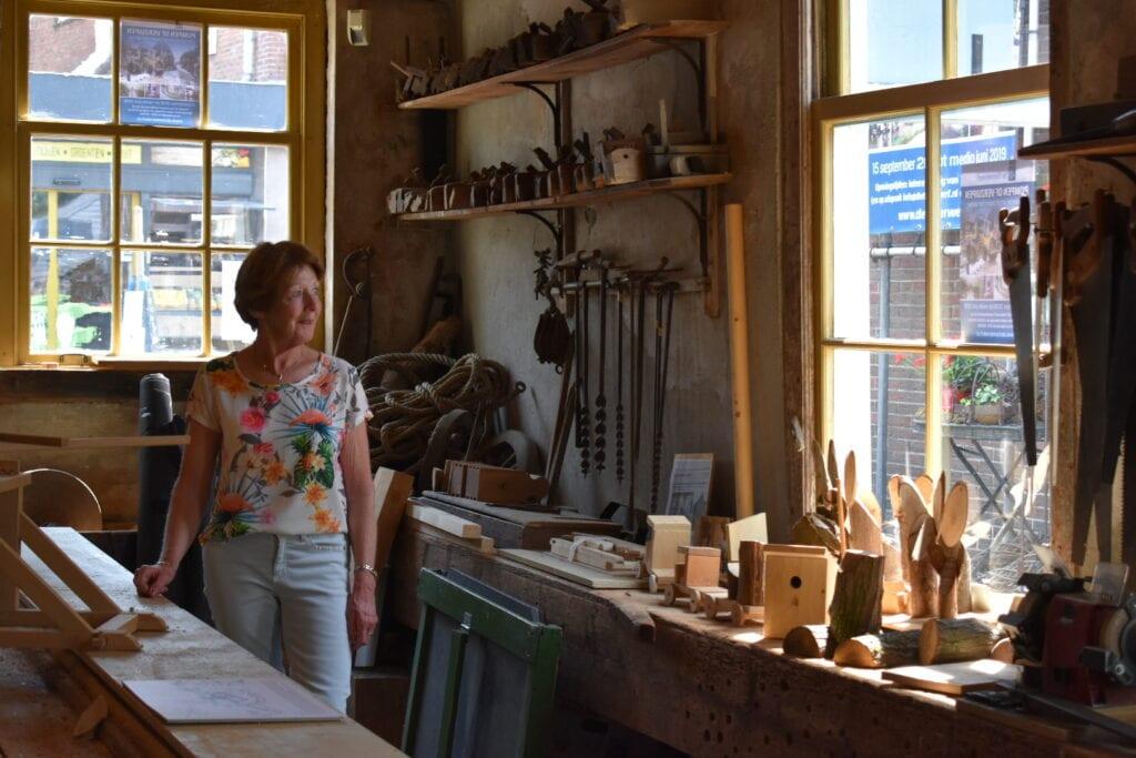 Gerda Gunneweg Museum De Timmerwerf De Lier