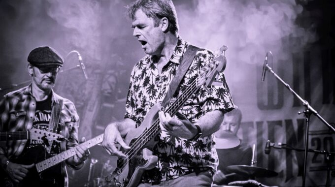 Blind B (Bart Kamp) tbv artikel JJ Music House (foto Folkert Hielema)