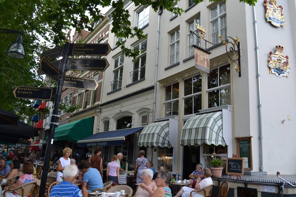 Deventer Koekwinkel