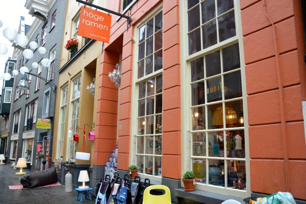 hoge ramen thuisbezorgd in Deventer