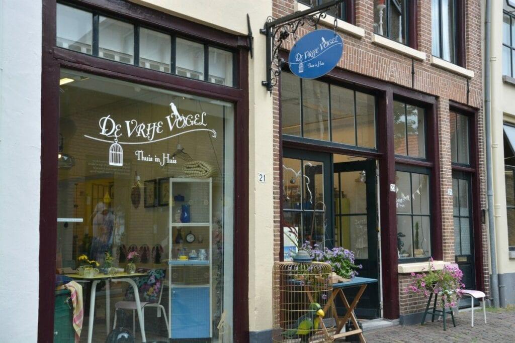 Woonwinkels Deventer