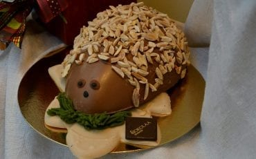 chocolade-egel