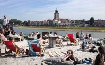 stadsstrand Deventer