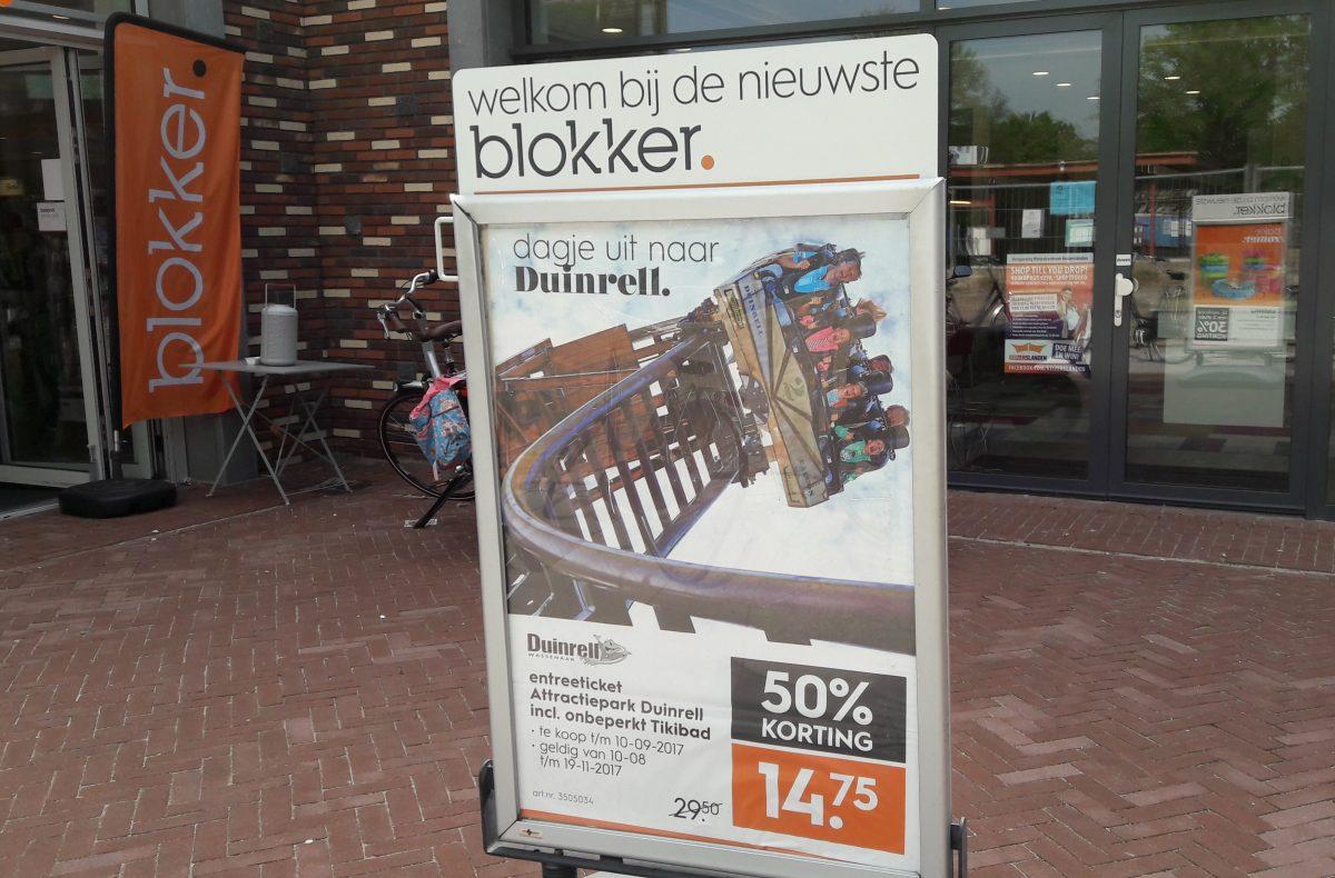 Blokker Keizerslanden indebuurt Deventer