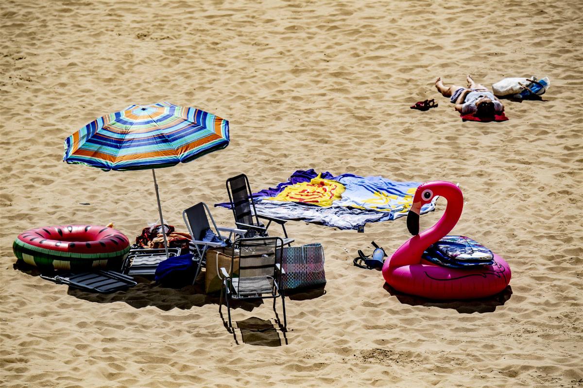 strand-zomer