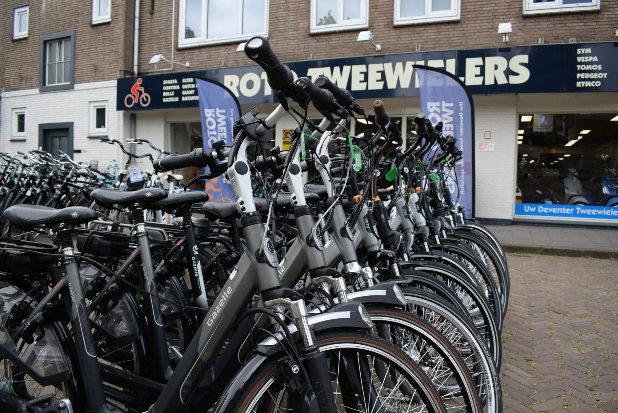 Fietsenwinkel Deventer