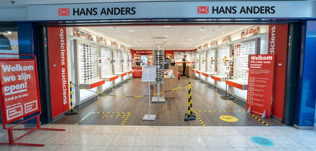Opticien Deventer Hans Anders