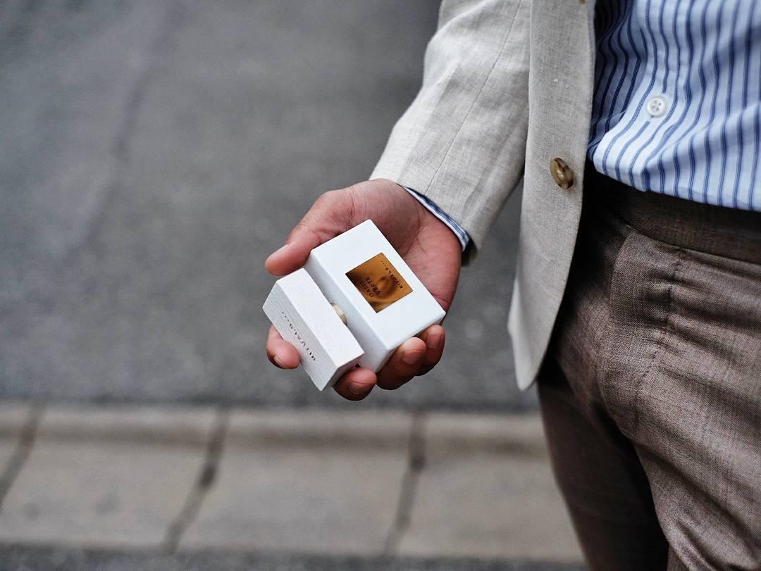 parfum rituals