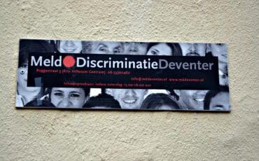Meldpunt Discriminatie Deventer