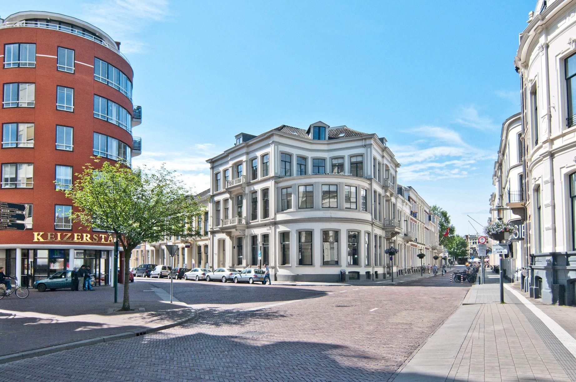 hotel keizerstraat