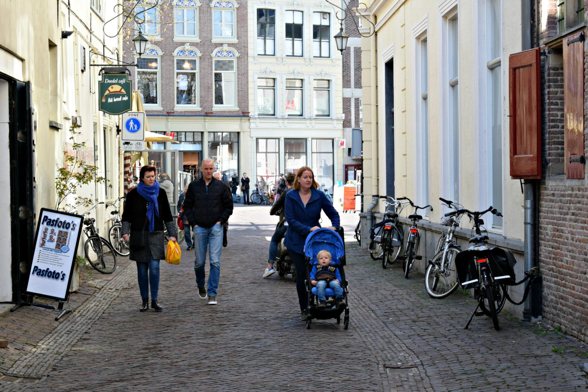winkelen Deventer