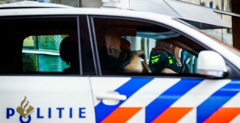 politie-auto-anp