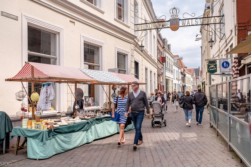Markt walstraat