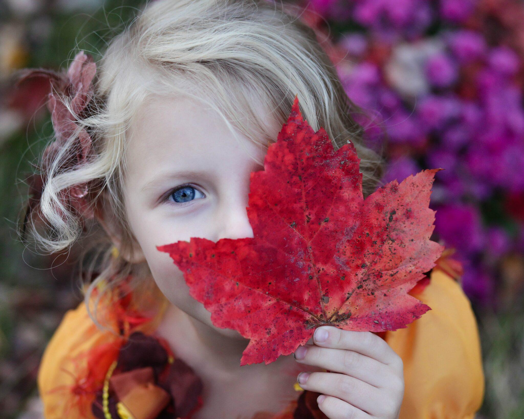 Herfstvakantie vieren met kinderen