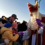 Sinterklaas thuis