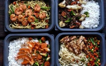 Box gezond en fresh