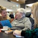 Kaartenactie eenzame ouderen
