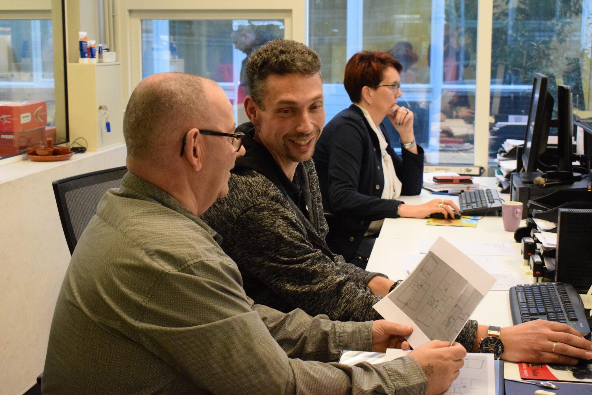 Andreas werkt bij KonnecteD