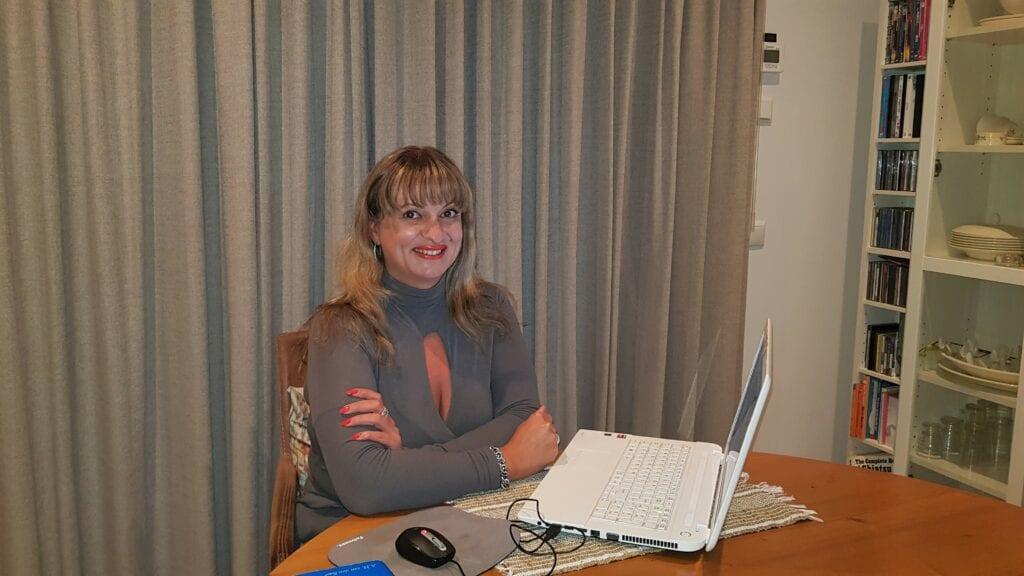 Rayisa van huwelijksbureau Aljance From Russia With Love