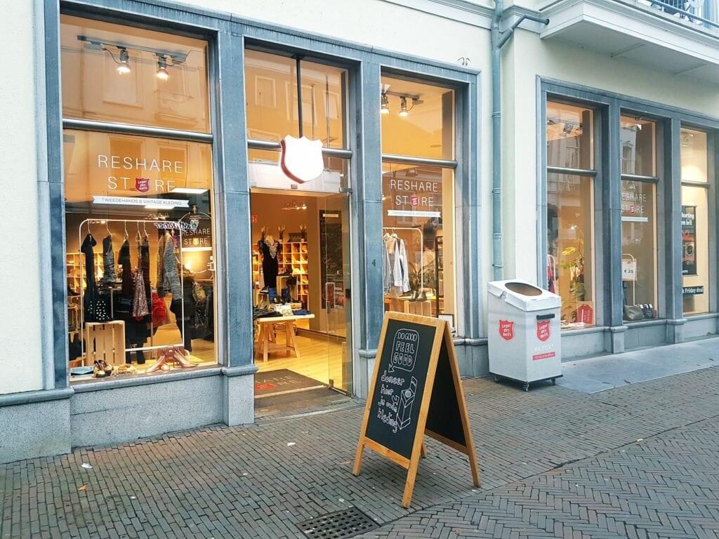Reshare Store Deventer tweedehands en vintage winkel
