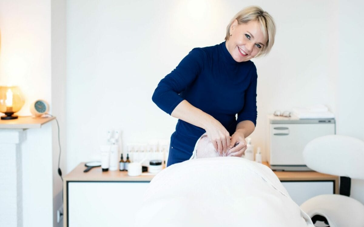 SQIN huidcoaching bindweefselmassage