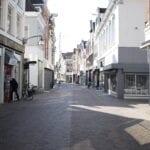 lege winkelstraten in Deventer
