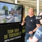 VR-bril tuinmani