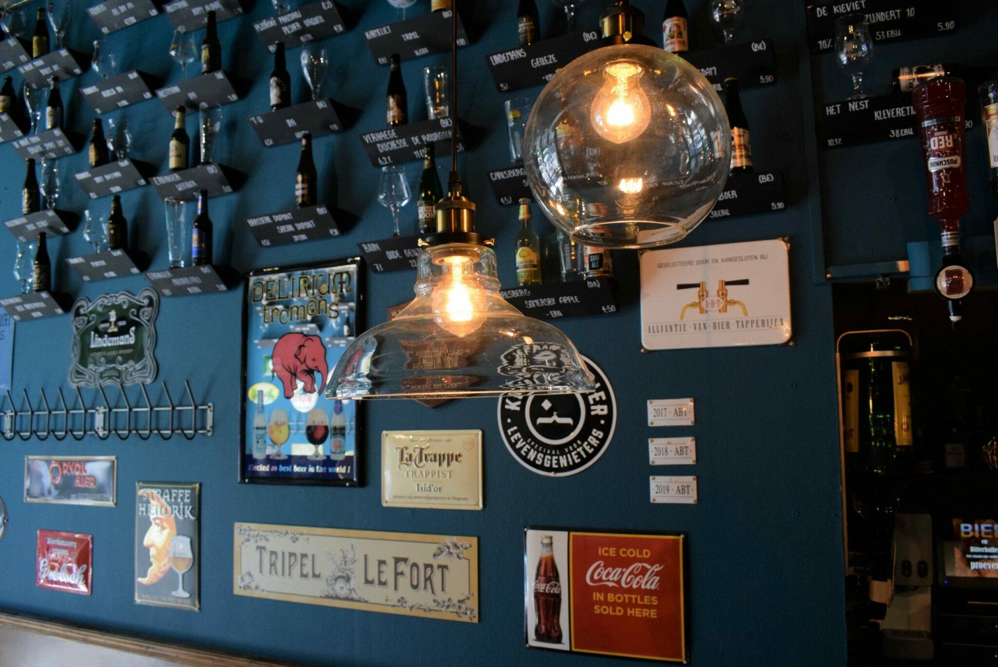 Speciaalbier Deventer Brink café