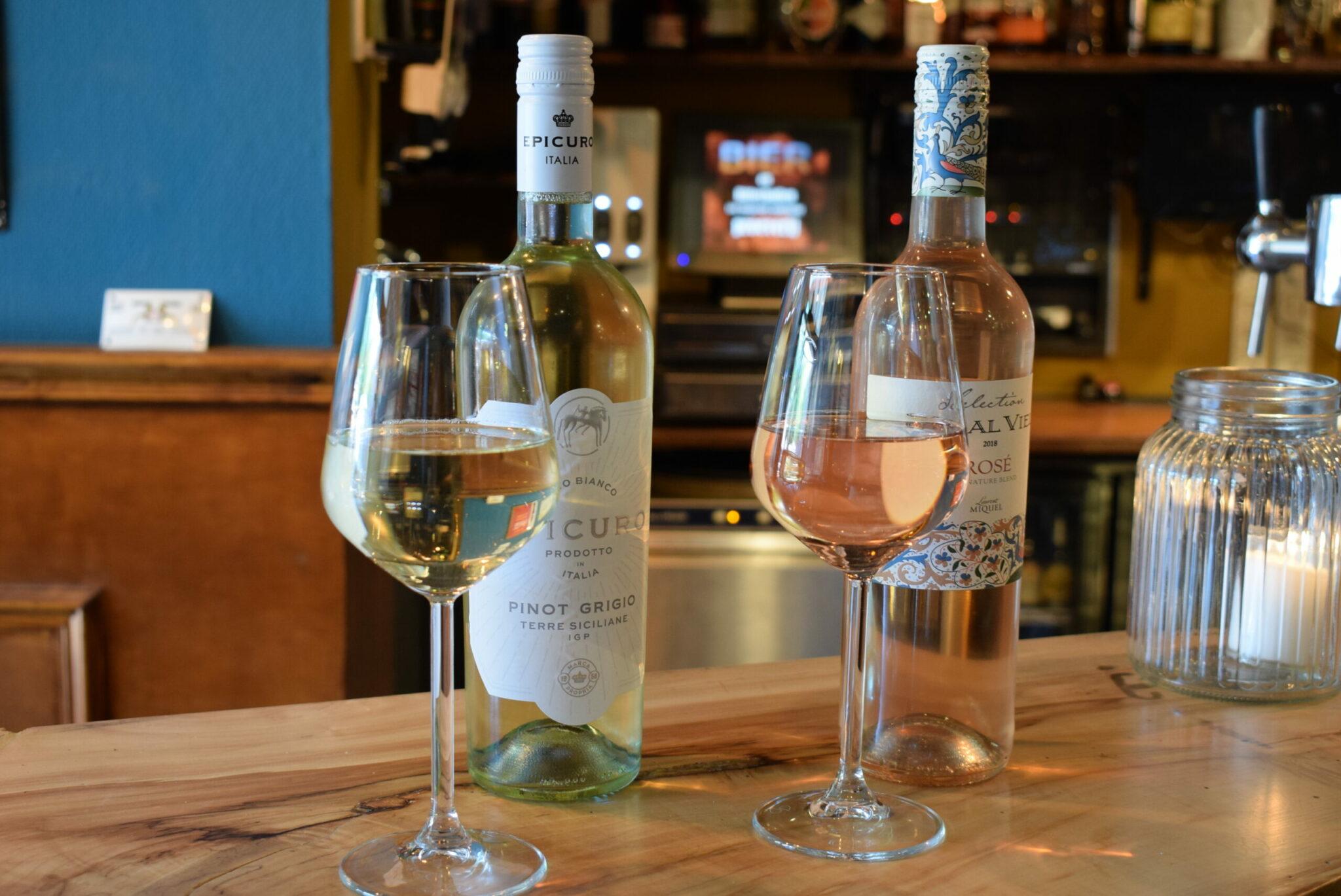 wijn terras Deventer Brink