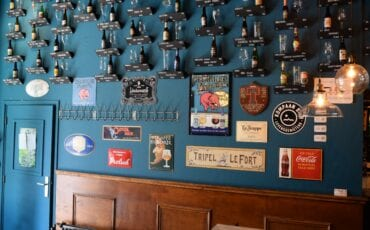 speciaalbier Deventer café Brink