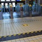 Station Deventer coronaproof
