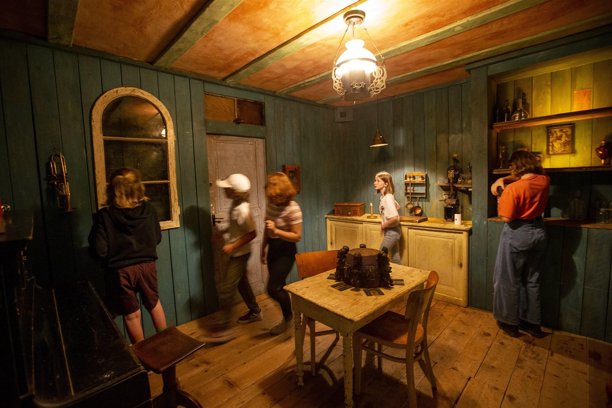 escape rooms Seventer