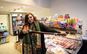 Bulgaarse supermarkt Deventer