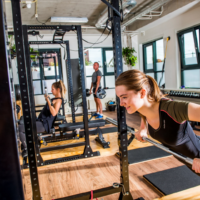 IJsselgym personal training studio Deventer