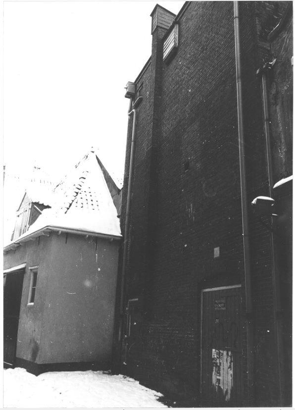 Oude binnentuin
