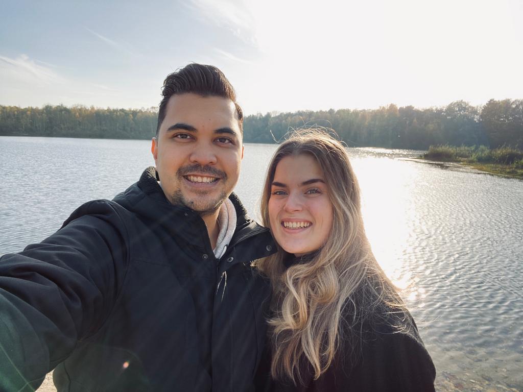 Daniël en Melanie
