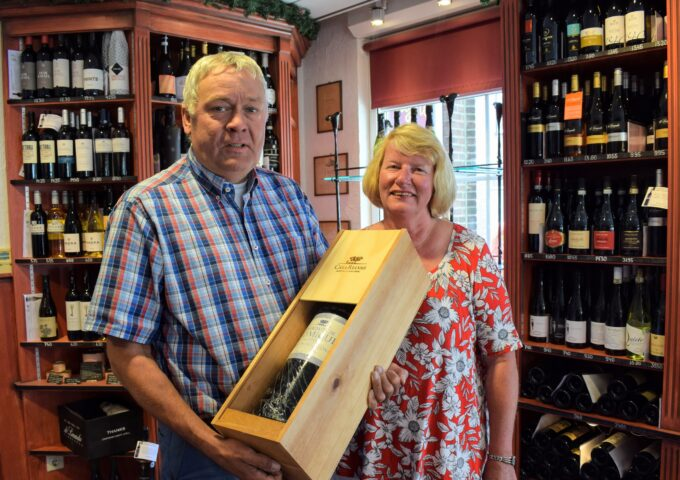 Rutchie's wijnhandelaar
