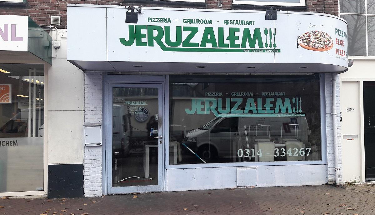 Terborgseweg ondernemers winkels jeruzalem