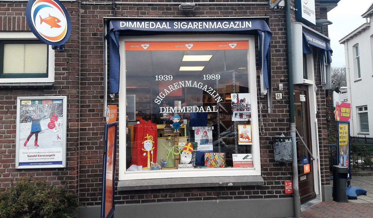 Sigarenmagazijn dimmendaal
