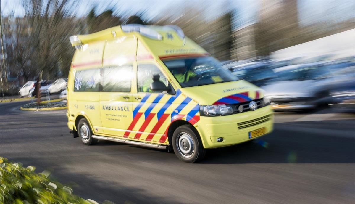 ambulance-ongeluk-doetinchem