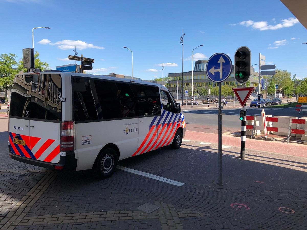 ajax in doetinchem politie