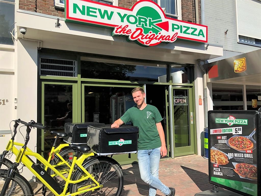 New York Pizza, Roy Leuverink