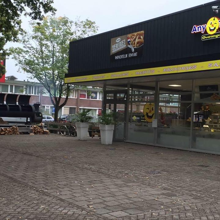 AnyTime - snackbar - cafetaria - friettent