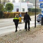 Politie onderzoek