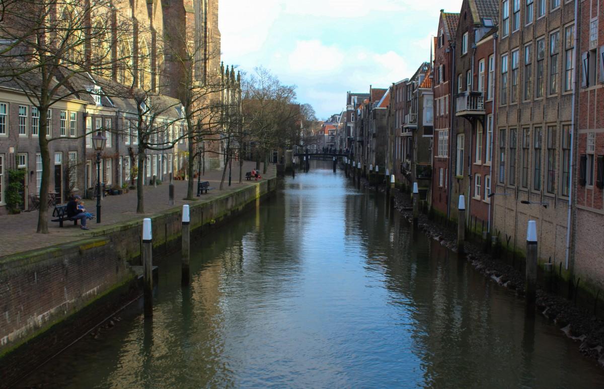 Dordrecht stock haven pottenkade