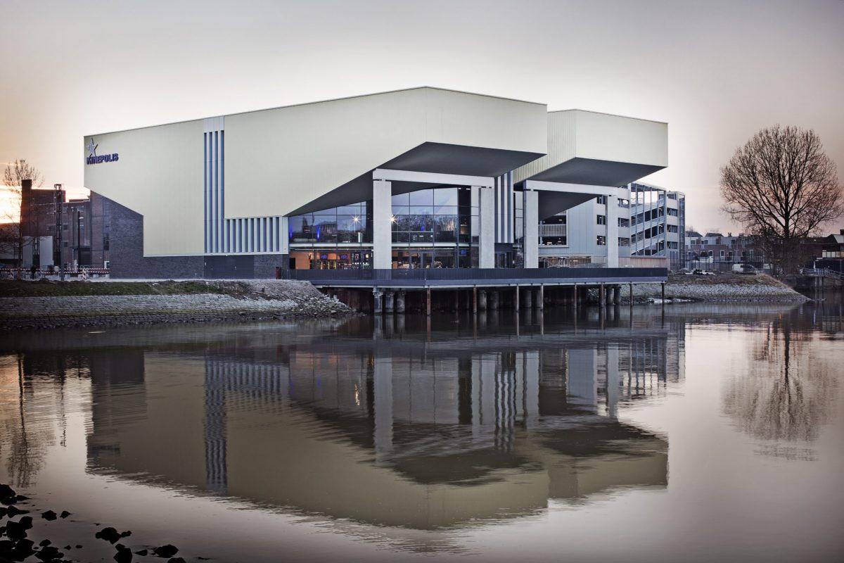 Kinepolis Dordrecht bioscoop - indebuurt.nl
