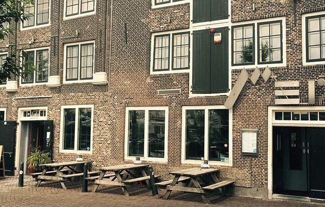 Pannenkoeken poffertjes crêpes restaurant Dordrecht - Café Restaurant Merz - indebuurt.nl