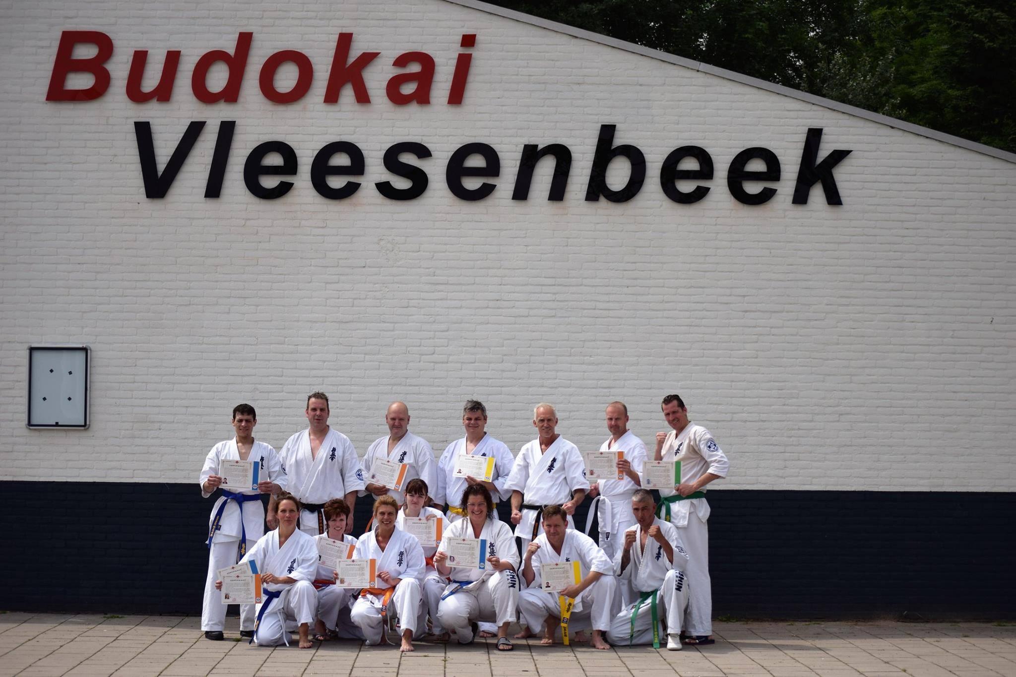 budokai Vleesenbeek